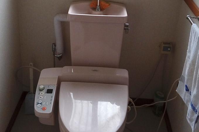 一階トイレ