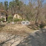 【売土地 350万円 高根町】私設井戸水引込可能、日当たりのよい土地