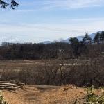 【売土地 172坪 344万円 長野県富士見町】南アルプスと富士山を望むパノラマ景色が広がります。