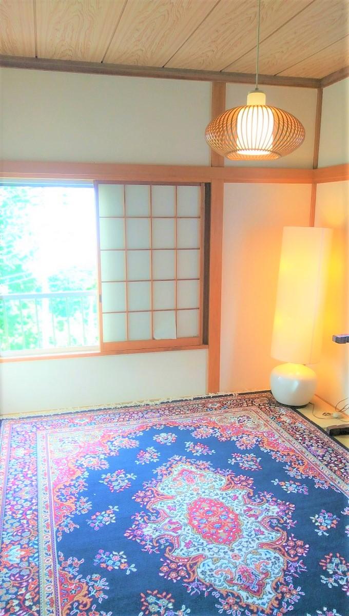 和室は各6帖。