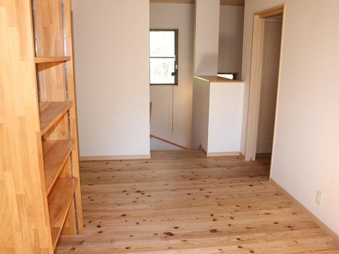 階段上フリースペース